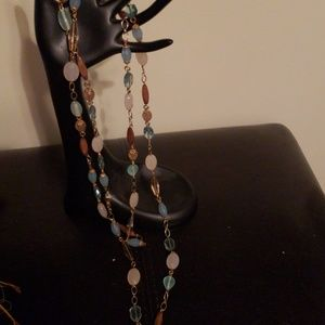 """28"""" beaded necklace"""